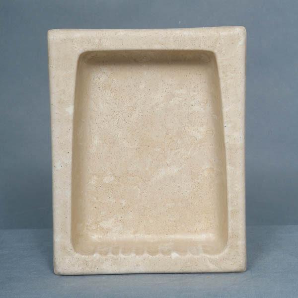 Single Compartment Soap dish